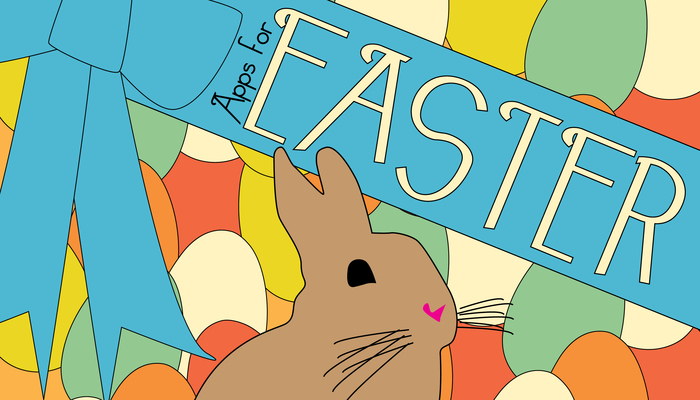Put a little spring in your step with these cheery Easter iOS apps