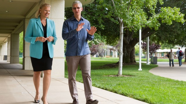 IBM continues to boost its MobileFirst for iOS offering with 8 brand new apps