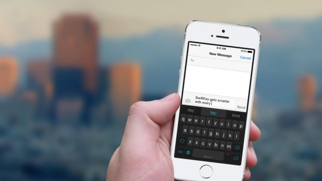 SwiftKey, one of the best iOS keyboards, adds stats, facts and more