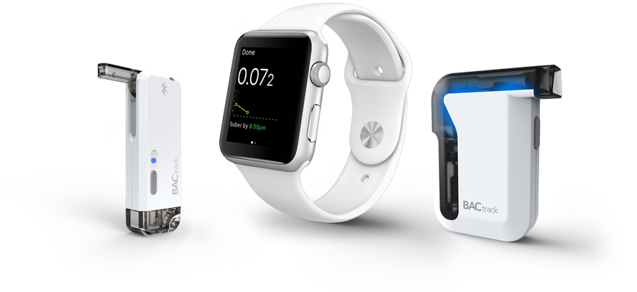 BACtrack unveils a useful Watch app for its range of mobile breathalyzers