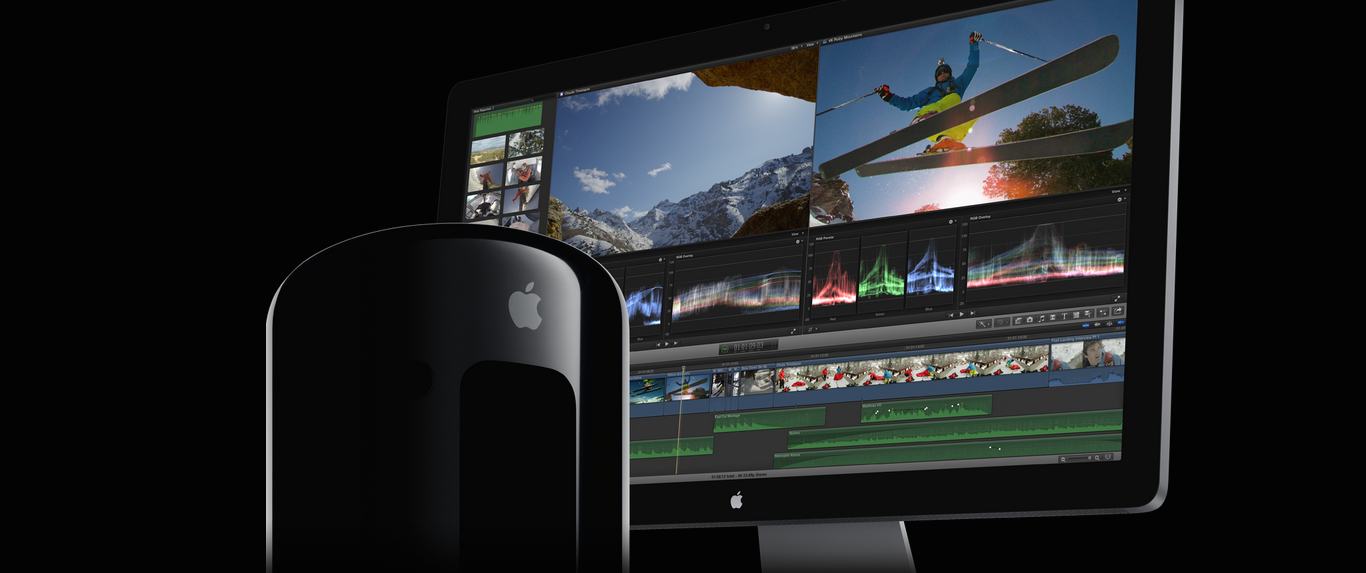 Apple updates Final Cut Pro, Motion and Compressor with new blockbuster features