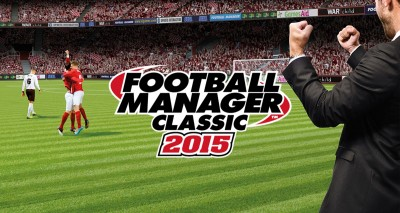 Sega and Sports Interactive score goal with Football Manager Classic 2015 for iPad