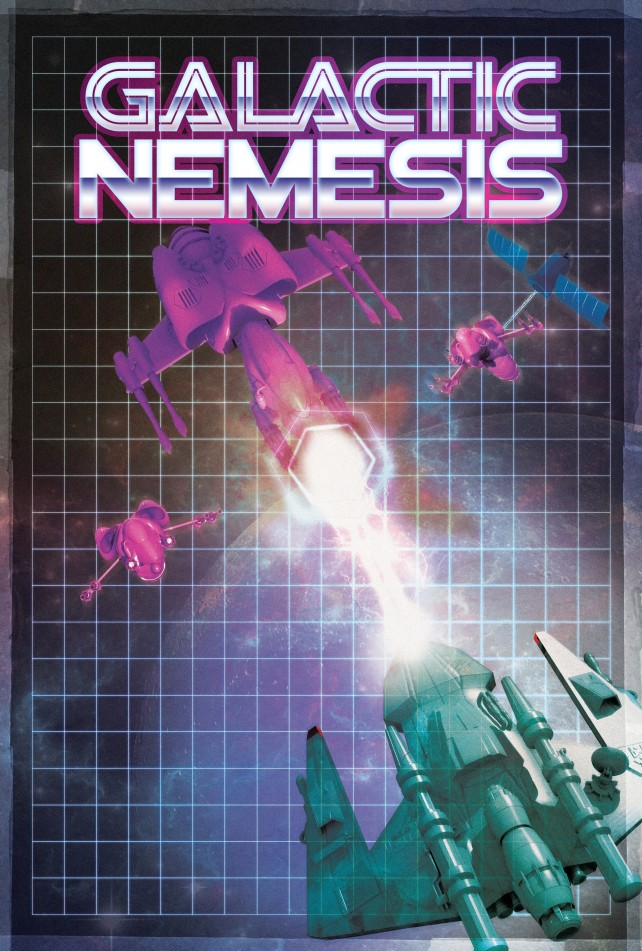 Galactic Nemesis takes you back to arcade space shooting without spending quarters
