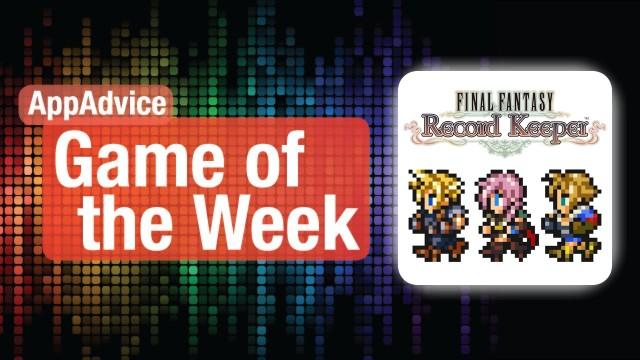 Best new games of the week: Final Fantasy Record Keeper and Stormblades