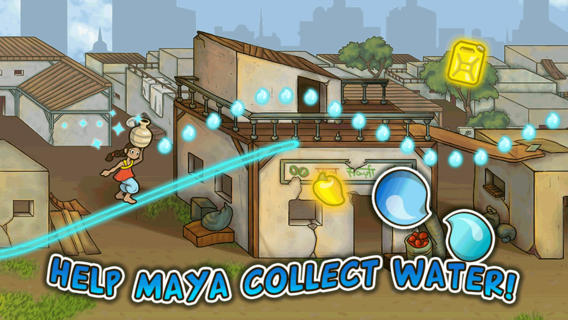 Get Water! Game