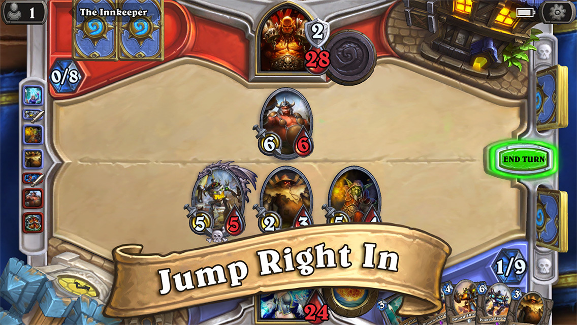 Hearthstone: Heroes of Warcraft for iPhone