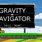 Take to the skies in Gravity Navigator, a fun flying game for iOS