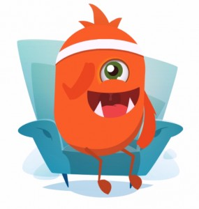 7 minute workout with Lazy Monster is a fun fitness app