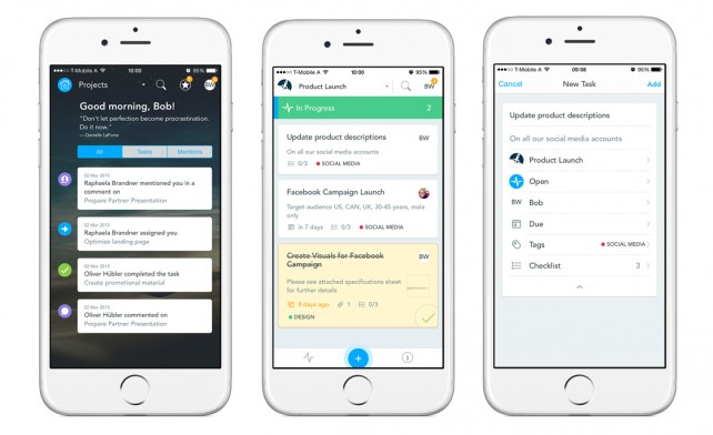 New MeisterTask app lets you plan, collaborate and get things done