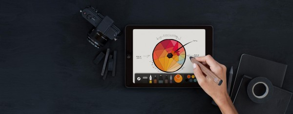 Paper by FiftyThree updated with cloud backup and activity center