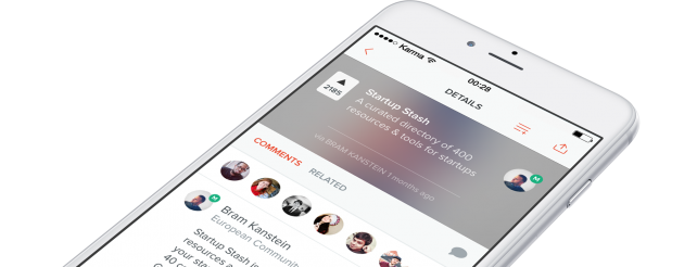 Product Hunt for iOS goes 2.0 with search, collection curation and more