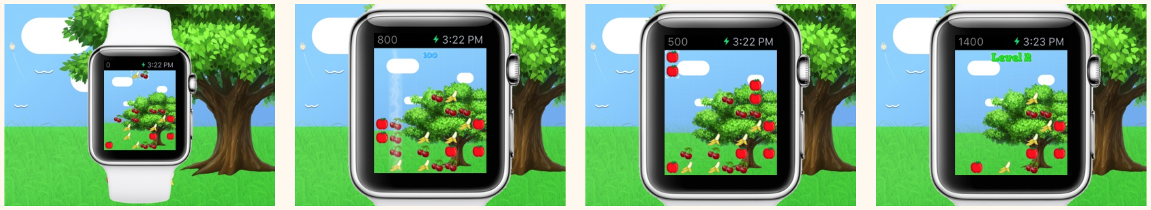 Could mobile gaming be the Apple Watch's trump card?