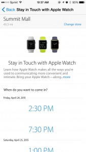 Stay Connected with Apple Watch