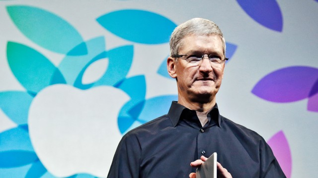 Tim Cook hints at an Apple car in a new interview