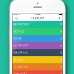 For the simplest task list app try Todoly Reminders