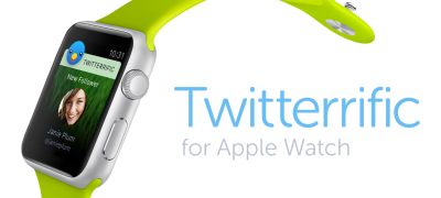 Take a look at just how terrific Twitterrific for Apple Watch is