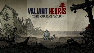 Get swept up in World War I for free with Valiant Hearts: The Great War