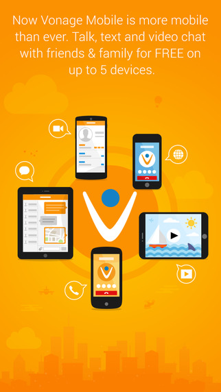 Vonage Mobile Devices