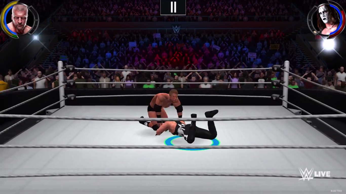 Get ready to rumble as WWE 2K enters the ring for iPhone and iPad