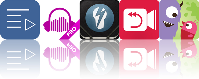 Today's apps gone free: Joobik Player, CloudPlayer, ThinkBook and more
