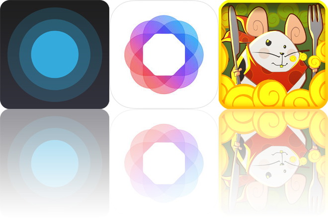 Today's apps gone free: Fleksy, Hash Photos, From Cheese and more