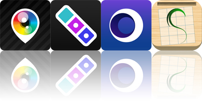 Today's apps gone free: InstaPlace, Matchblocks, Tadaa SLR and more