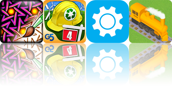 Today's apps gone free: iOrnament, Build-a-lot 4, Orby Widgets and more