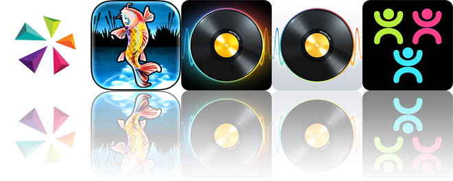 Today's apps gone free: Brainsparker, Chinese Checkers, djay 2 and more