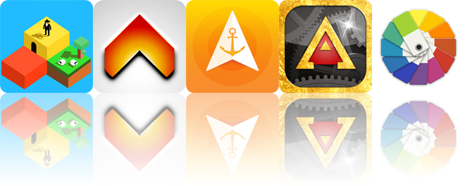 Today's apps gone free: Blox 3D World Creator, Boost 2, Anchor Pointer and more
