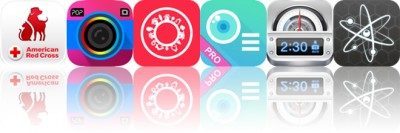 Today's apps gone free: Pet First Aid, Popkick, Living Planet and more