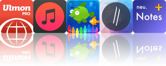 Today's apps gone free: City Maps 2Go, My Music, Coloroodle and more