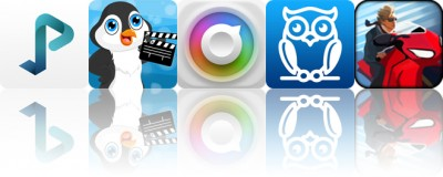 Today's apps gone free: iPacking, Kids Video Streaming, Optics and more
