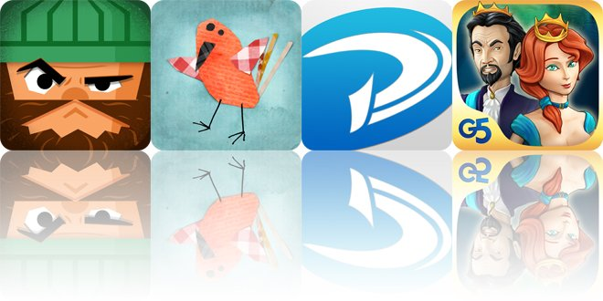 Today's apps gone free: Twisty Hollow, Petites Choses, PhotoMarks and more