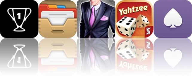 Today's apps gone free: Visulax Golf, iDatabase, How to Tie a Tie and more