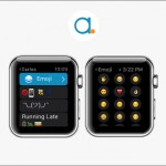 Stay up to date and message your contacts with Addappt for Apple Watch