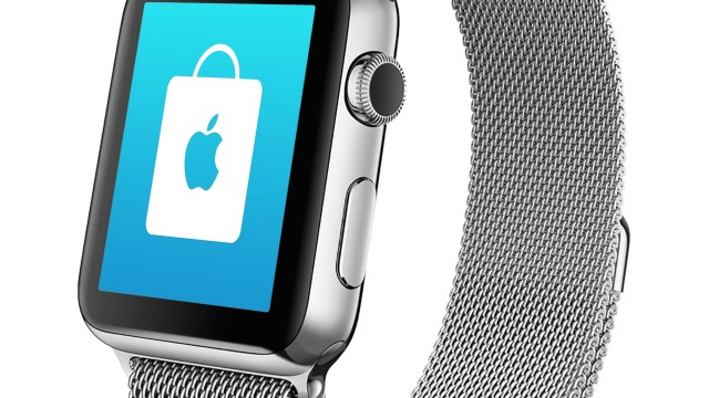 You can soon order Apple products from your wrist