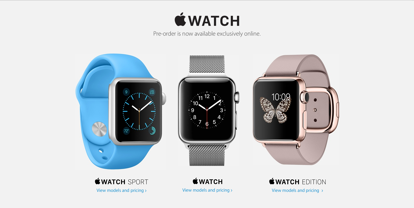 Update: Some Apple Watch orders could arrive earlier than expected