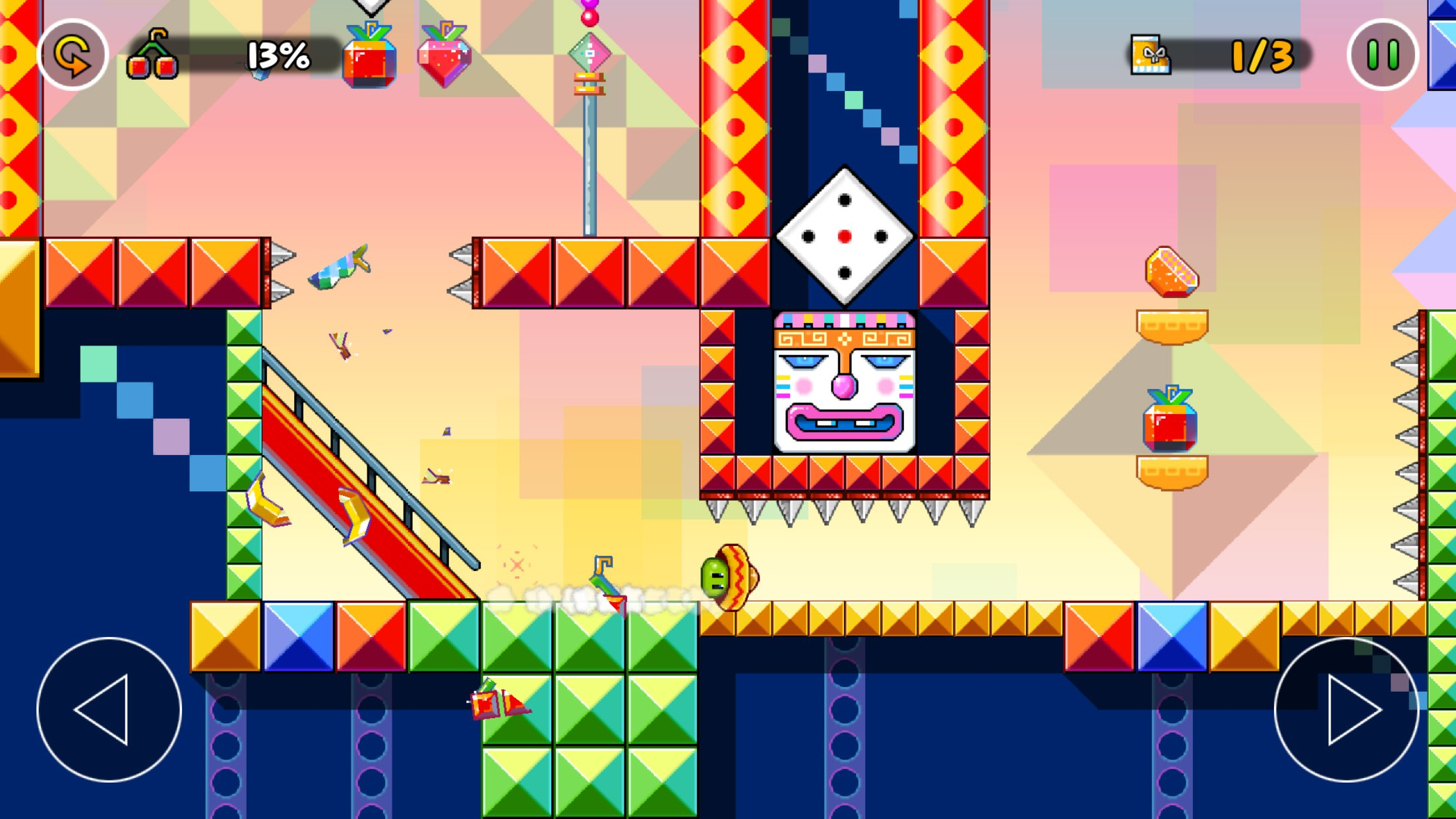 Grab the spectacularly fun platformer Bean Dreams now for free through the Starbucks app