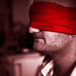 Trust your instincts in the unique challenge of Blindfolded