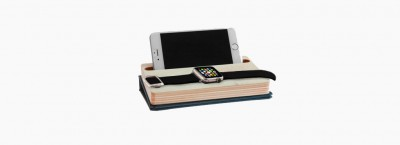 DODOCase, Pad & Quill unveil new charging stands for the Apple Watch
