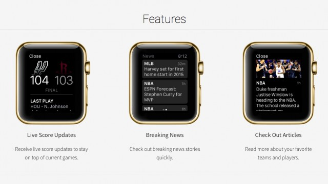 The updated ESPN app brings the sports world to your Apple Watch