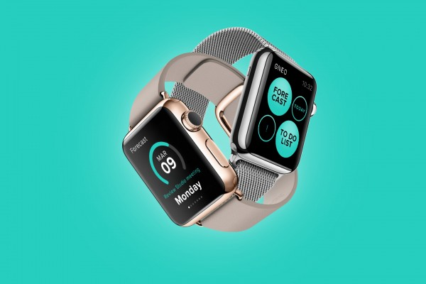 Gneo shows the beauty of Apple Watch design without their own smartwatch