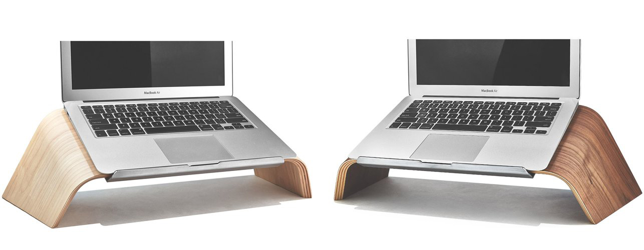 Grovemade unveils its beautiful and handcrafted Laptop Stand for any MacBook