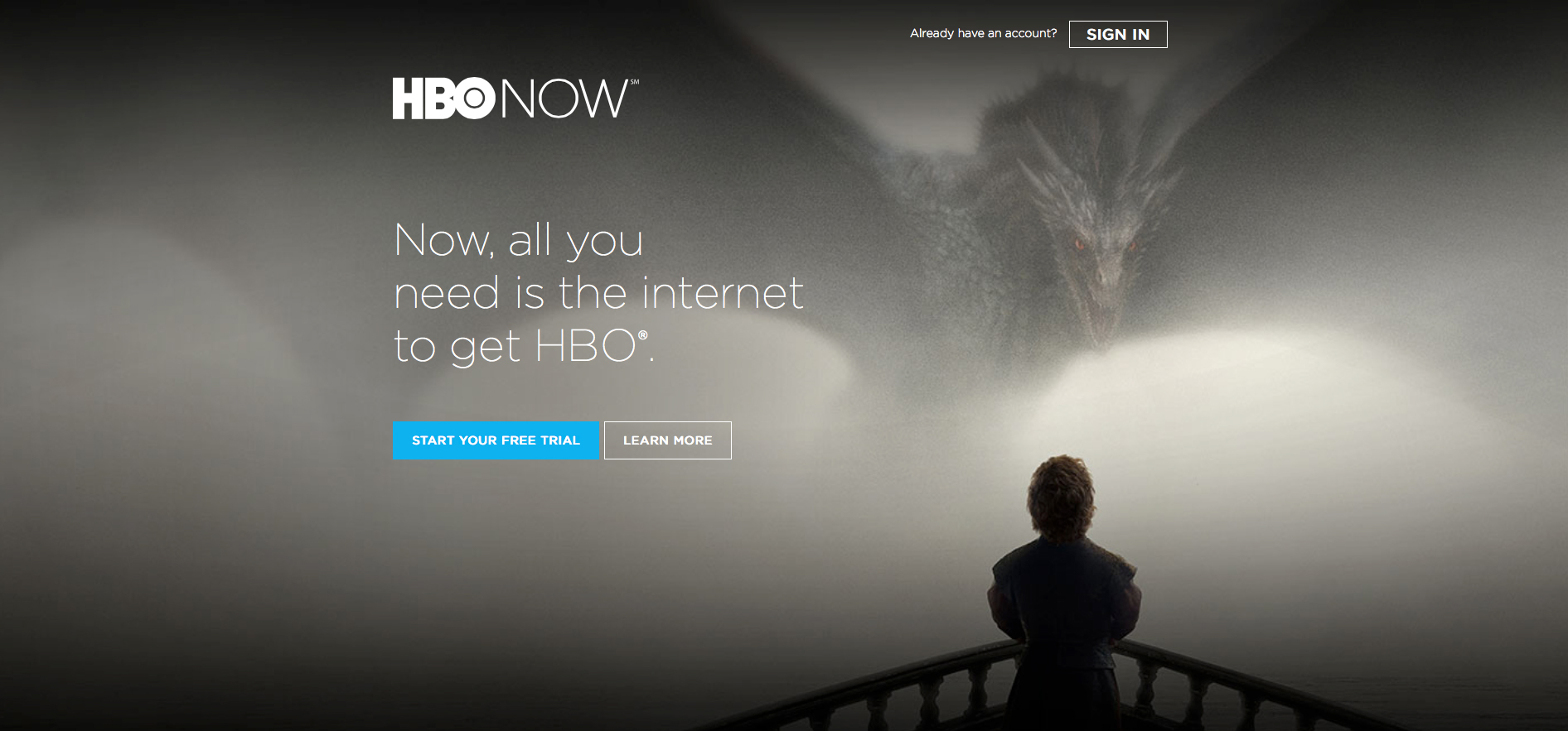 Premium content providers, like HBO Now, only pay Apple a 15 percent cut when users sign-up on the Apple TV