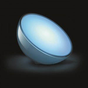 The Philips Hue line of app-enabled lighting grows with the addition of the portable Go