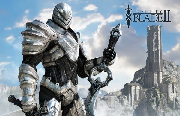 Infinity Blade II and Infinity Blade III are now optimized for the iPhone 6 and iPhone 6 Plus with a new update