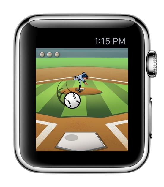 Watch This Homerun on Apple Watch.