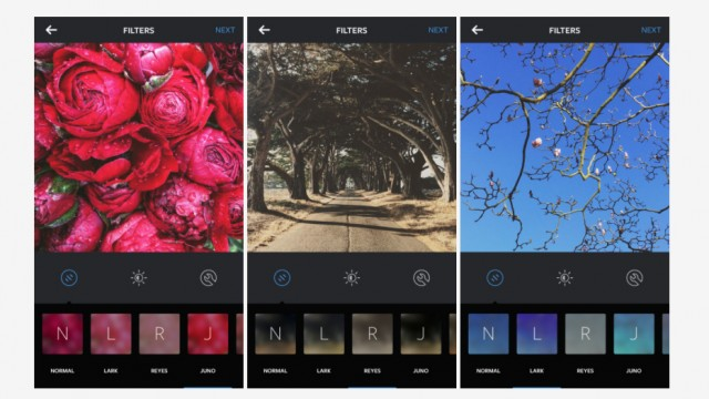 Instagram update brings three new filters and allows emojis in hashtags