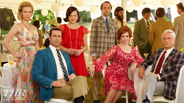 The need now list: Mad Men's swan song, MLB's start and Jay Z's Tidal wave