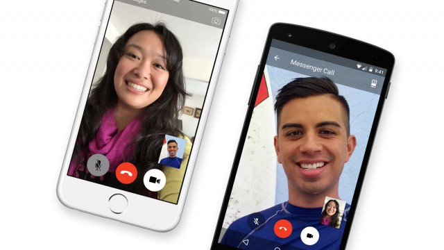 You can now place cross-platform video calls with the Facebook Messenger iOS app